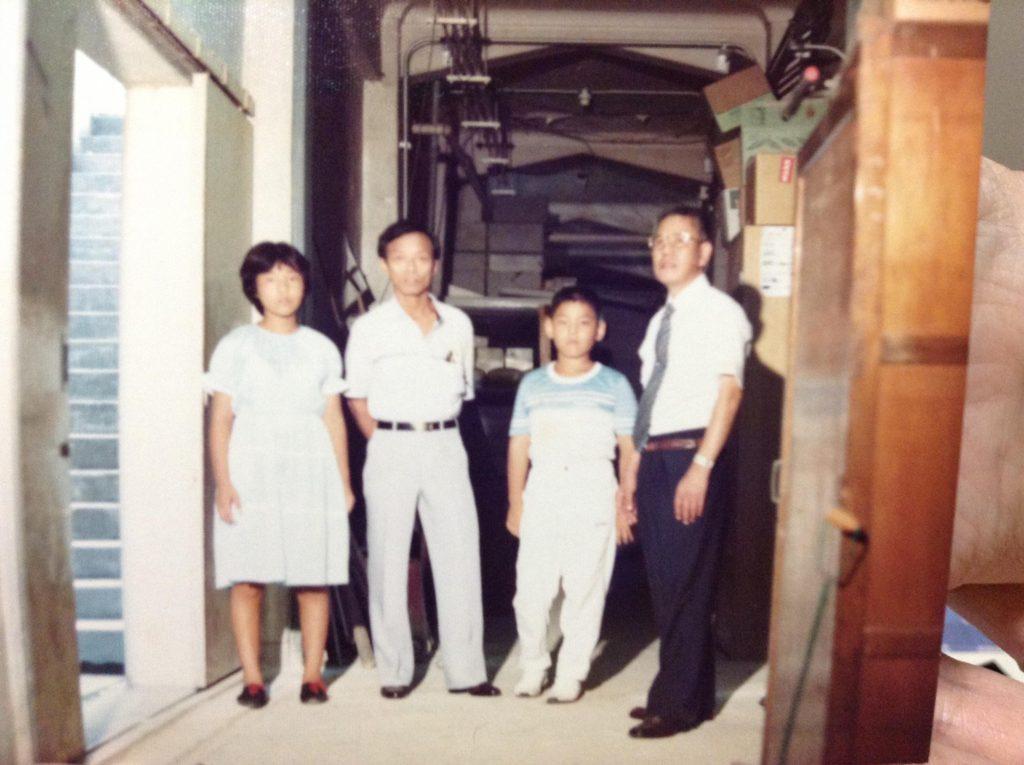子どもたちを連れて広島訪問